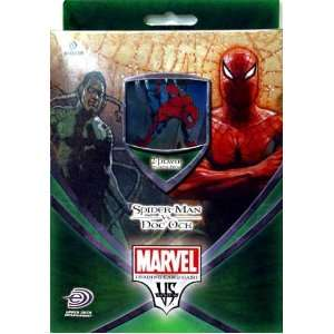System Trading Card Game Spider Man vs. Doc Ock 2 Player Starter Deck