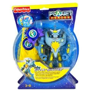 Fisher Price Year 2007 Planet Heroes Series Basic Class 7