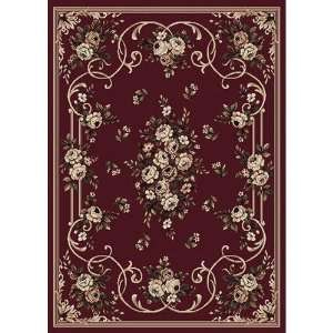 Home Dynamix Optimum Red Contemporary Rug   OPTIMUM 4