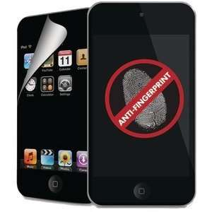 Macally Antifint4 Ipod Touch 4G Anti Fingerprint Screen