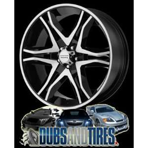 17 Inch 17x8 AMERICAN RACING PERFORM wheels MAINLINE Gloss