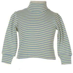 CHICKEN NOODLE Boutique Infant Baby Girl Clothes Long Sleeve STRIPE