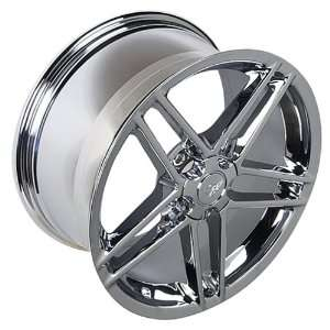 Chevy Camaro Z06 05 Style Wheel Chrome Wheels Rims 1988 1989 1990 1991