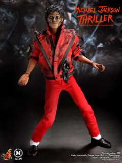 MICHAEL JACKSON THRILLER MJ ZOMBIE LIMITED EDITION BEAT IT BAD