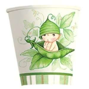 Sweet Pea 9oz Paper Cups Case Pack 5