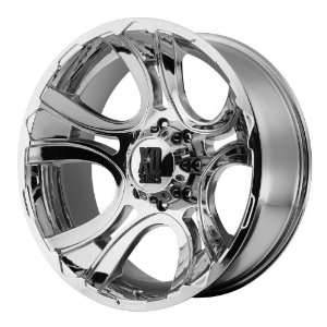 17x9 KMC XD Crank (Chrome) Wheels/Rims 8x170 (XD80179087200)