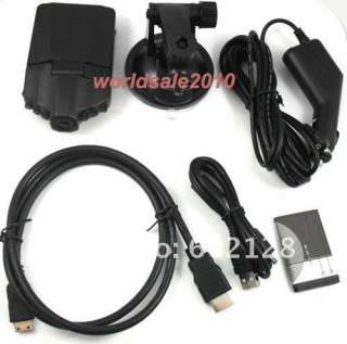 HD1080P Night Vision HDMI Motion Detect Car Camera DVR