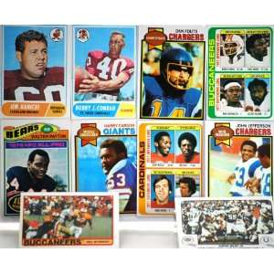 Vintage Football Trading Cards   Super Bowl III / Jim Kanicki / Bobby