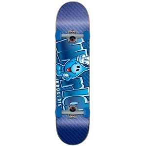 World Industries Wet Willy Blue Logo Complete Skateboard