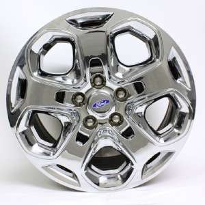FORD FUSION MERCURY MILAN 17 CHROME FACTORY OEM WHEEL #3796