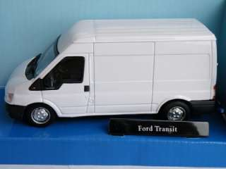 MINT BOXED FORD TRANSIT DELIVERY VAN WHITE 1/43RD SCALE