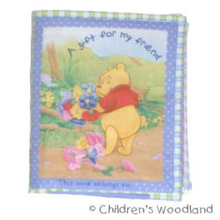 WINNIE THE POOH CLOTH/SOFT BOOK KIDS BABY EEYORE