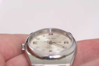 4950 MENS WOMENS ROLEX Stainless Steel Air King Oyster # 114200