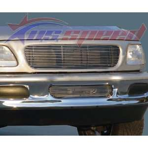 1997 1998 Ford Expedition Polished Billet Grille