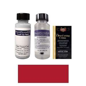 1 Oz. Jupiter Red Paint Bottle Kit for 2010 Mercedes Benz
