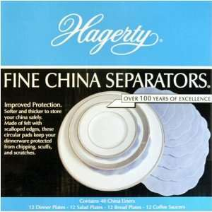 Fine China Plate Separaters by Hagerty