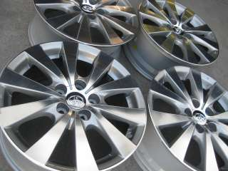 USED 2011 17 FACTORY TOYOTA AVALON RIMS WHEELS SIENNA CAMRY SOLARA