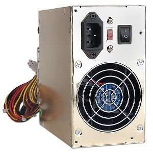 Echo Star 680W 20+4 pin Dual Fan ATX PSU w/SATA