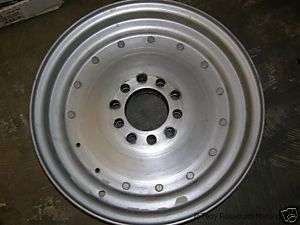 Single 15x4 Cragar Super Trick Wheel Ford Chevy Mopar