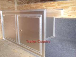 NEW 8.5x32 8.5 x 32 Enclosed Gooseneck Cargo Trailer
