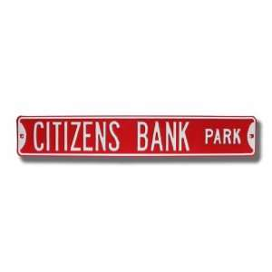 Citizens Bank Park Sign