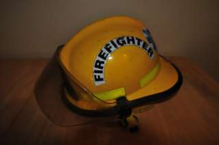 Fire Fighters Helmet Face Shield Firefighter Professional Gear