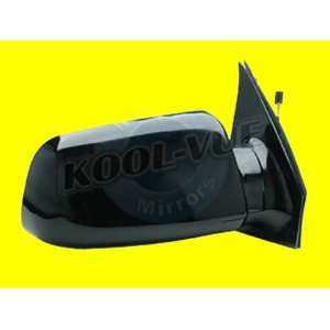QP C400C a Chevy Black Power Passenger Side Mirror