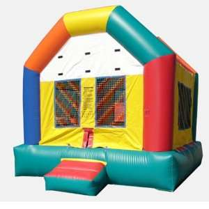 Kidwise 13 Foot Fun House Bounce House (Commercial Grade