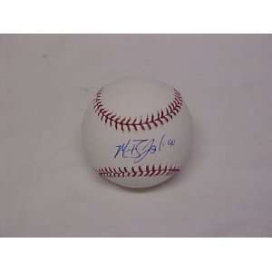 Madison Bumgarner Hand Signed Autographed San Francisco Giants