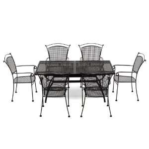 Alfresco Home Sunnyvale Wrought Iron 40 x 85 Extension