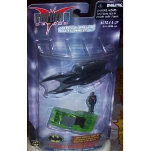 BATMAN BEYOND Street Of Gotham City Vehicles   Batman with