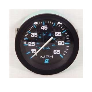 MERCURY QUICKSILVER TRACKER BOAT SPEEDOMETER GAUGE
