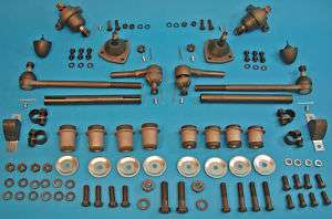 Chevy Front End Suspension Rebuild Kit 1958 1964 GM NEW
