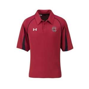South Carolina Gamecocks Polo Dress Shirt