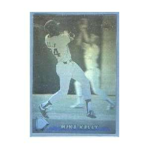 1992 Upper Deck College POY Holograms #CP2 Mike Kelly