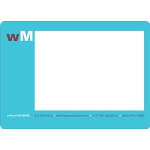 Bold Colors, Bold Statements Note Cards Health & Personal