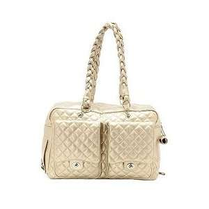 Kwigy Bo Alex Luxe Dog Carrier Gold   Discount Dog
