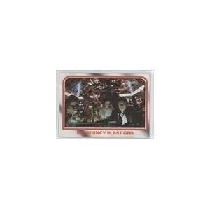1980 Star Wars Empire Strikes Back (Trading Card) #53   Emergency