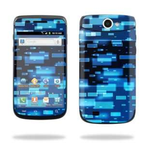Exhibit II 4G Android Smartphone Cell Phone Skins Space Blocks Cell