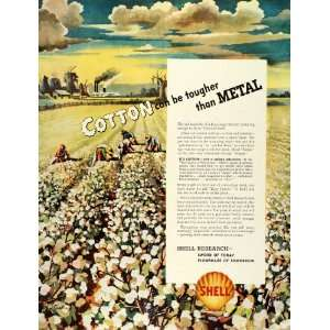 Farming Farmers Workers Royal Dutch Factory   Original Print Ad Home
