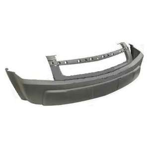 TKY CV04115BB EB1 Chevy Equinox Primed Black Replacement Front Bumper