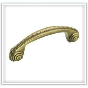 Belwith Keeler Annapolis Collection 3 Pull Antique Brass