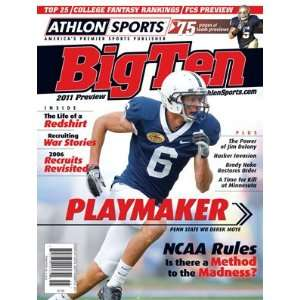 Sports 2011 College Football Big Ten Preview Magazine  Penn State