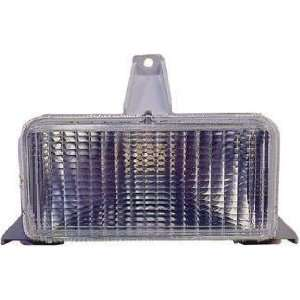 PARKING LIGHT chevy chevrolet SUBURBAN 83 88 BLAZER gmc
