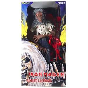 Iron Maiden Eddie 18 Asylum Ultimate Action Figure Toys & Games