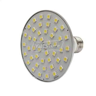 E27 9W 85 265v 720LM 6000k High Power 5050SMD 45LED Lamp Light Bulb