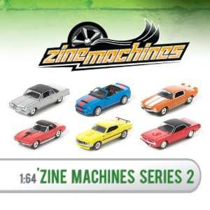 64 Diecast Cars Mixed Case Of 12 By Greenlight