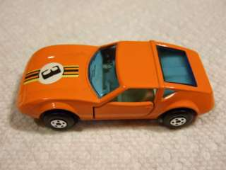 Matchbox Superfast No 3 Monteverdi Hai 1973 Lesney