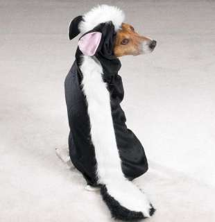 Casual Canine Lil Stinker Skunk Dog Halloween Costume