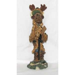Boyds Bears & Friends   Ernest Hemmingmoose  The Hunter